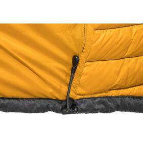 Rab Microlight Alpine Long Jacket Men Beluga/Dijon